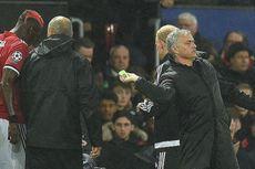 Alasan Mourinho Tarik Keluar Pogba Saat Lawan Newcastle