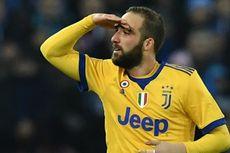 Higuain Rela Lakukan Segala Cara demi Bertahan di Juventus