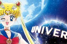 Sailor Moon Telah Hadir di Universal Studios Japan