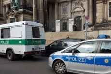 Polisi Jerman Tembak Pria yang Mengamuk di Katedral Berlin