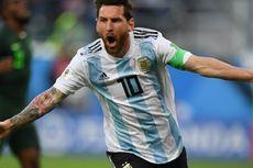 Brasil Vs Argentina, Neymar Senang Messi Tidak Tampil