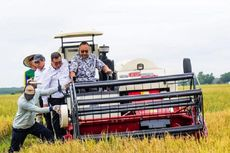 Dengan Alsintan, Kementan Harap Anak Muda Terjun ke Sektor Pertanian