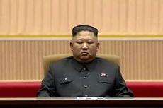 Kim Jong Un Diduga Tertidur Saat Hadir dalam Pertemuan Partai