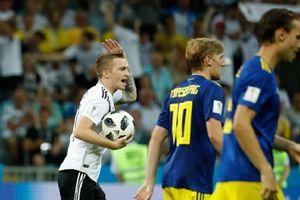 Menang Dramatis atas Swedia, Jerman Buka Peluang