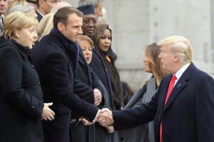 Jubir Perancis: Trump Kurang Sopan Santun