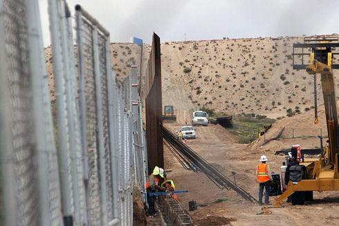 GoFundMe Bakal Kembalikan Donasi Rp 281 Miliar untuk Tembok Perbatasan