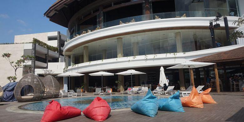 Renaissance Bali Uluwatu Resort & Spa, Senin (4/6/2018).