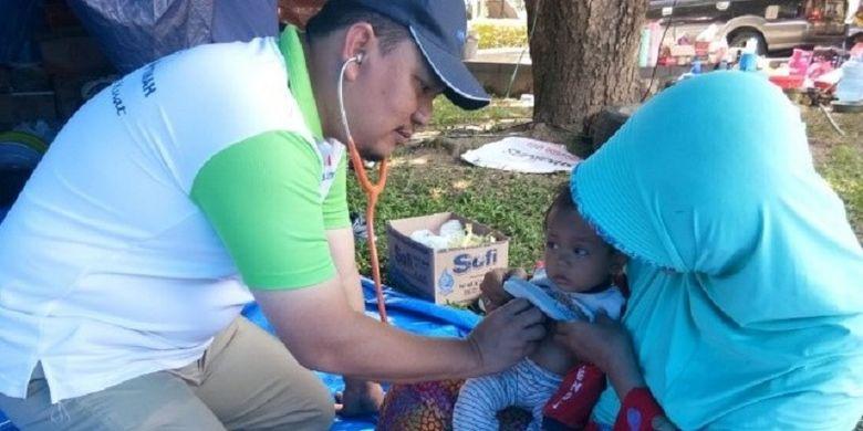 INALUM Kirimkan Bantuan untuk Korban Gempa dan Tsunami Sulawesi Tengah