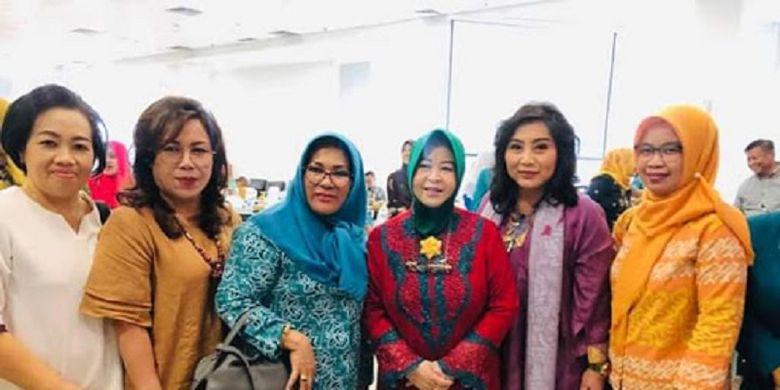 Rita Dondokambey Ajak Semua Pihak Sukseskan HKG PKK