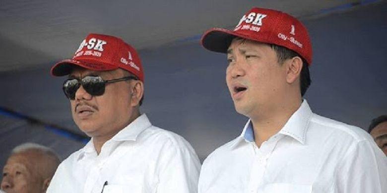 Gubernur dan Wakil Gubernur Sulut rayakan 3 tahun kepemimpinan
