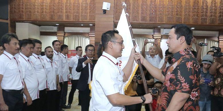 Wali Kota Hendi Harap Swasta Bisa Ikut Bangun Olahraga Semarang