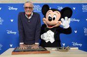"Stan Lee Wafat, Saham Disney Ikut ""Berduka"""