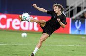 Diisukan Hengkang, Luka Modric Dilirik Inter Milan