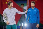 Digeser Federer, Nadal Tak Berambisi Kembali Jadi Nomor 1 Dunia