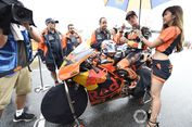 KTM Targetkan Lima Besar di MotoGP 2018