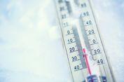 Suhu Minus 50 Derajat Celsius, Anak-anak Siberia Tetap Bersekolah