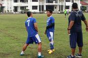 Eka Ramdani Mewaspadai Semangat Juang PSMS Medan