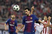 Busquets Beberkan Alasan Barcelona Kalah 1-2 dari Levante