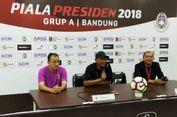 Sriwijaya FC Menang, Rahmad Darmawan Belum Puas
