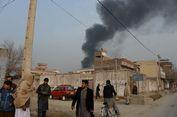 Kelompok Bersenjata Kembali Teror Afghanistan, 11 Orang Terluka