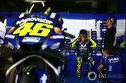 Rossi Sebut Tim Yamaha Masih Menderita