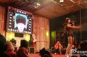 Di China, Muncul Fenomena Striptis di Upacara Pemakaman