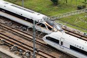 China Kembangkan Kereta Peluru Berkecepatan 400 Km/Jam