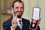 Ringo Starr The Beatles Dapat Gelar Kehormatan dari Kerajaan Inggris