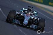 Tercepat di Latihan Bebas GP Australia 2018, Hamilton Bicara Cuaca