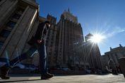 Pemerintah Rusia Umumkan Usir Diplomat dari 23 Negara