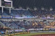 Panpel Persib Larang Pedagang Jualan di Tribune Stadion