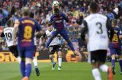 Hasil Liga Spanyol, Kalahkan Valencia, Barcelona Cetak Rekor Baru