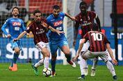 Hasil Liga Italia, Napoli Gagal Tempel Juventus karena Ditahan Milan