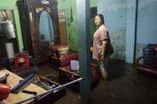 Rumah Warga di Cibadak Bandung Bandung Terendam Banjir