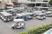 Di Permukiman Mewah Ini, Sebuah Mobil Golf Dihargai Rp 3,4 Miliar