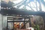 Kebakaran Kosambi Bandung, 26 Rumah Terbakar dan Satu Balita Tewas