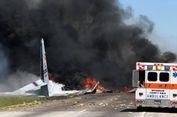 AS Bentuk Tim Investigasi, Selidiki Jatuhnya Pesawat Kargo Puerto Rico