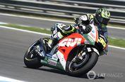 Crutchlow Tercepat, Rossi Terpuruk di FP3 MotoGP Aragon