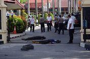 Satu Orang Polisi Meninggal Dunia karena Ditabrak Terduga Teroris