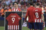 Perpisahan Fernando Torres dengan Atletico Madrid