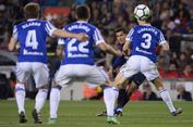 Hasil Liga Spanyol, Coutinho Tentukan Kemenangan Barcelona
