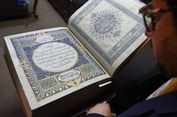 Ditulis dengan Tangan, Al Quran Sutra Ini Dihargai Rp 2,8 Miliar
