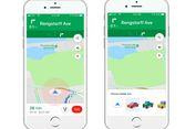 Panah di Google Maps Kini Bisa Diubah Jadi Mobil