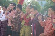 Saksikan 'Marching Band' Madrasah di Karnaval Budaya Paduan Suara Katolik, Gubernur NTT Menangis