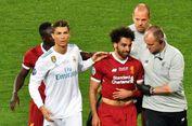 Babak Pertama Final Liga Champions, Mohamed Salah Cedera