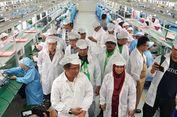 Menkominfo Tunjukkan ke Driver Go-Jek, Ada Pabrik Ponsel Rp 1 Jutaan di Indonesia