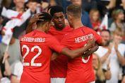 Kolombia Vs    Inggris, Rashford Siap Jadi Algojo Jika Adu Penalti