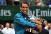 Nadal Tidak Terobsesi Kejar Rekor Federer