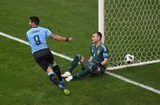 Piala Dunia 2018, Uruguay Kalahkan Rusia 3-0 dan Jadi Juara Grup A