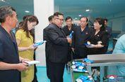Kim Jong Un Kunjungi Pabrik Kosmetik Dekat Perbatasan China